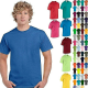 Men's Plain T shirt 100% Cotton Short Sleeves